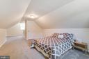 Master Bedroom - Spacious! - 5500 ODELL RD, BELTSVILLE