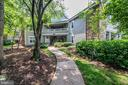 Home is Surrounded by Trees, Bushes, & Flower Beds - 4404 HELMSFORD LN #203, FAIRFAX