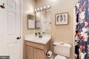 Full Bathroom #2 - 4404 HELMSFORD LN #203, FAIRFAX