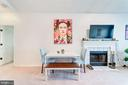 Living Room/Dining Room Combo - 4404 HELMSFORD LN #203, FAIRFAX