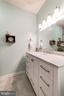 Master Bathroom #1 - Gorgeous Renovation - 4404 HELMSFORD LN #203, FAIRFAX