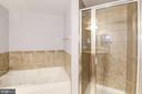 Master bath - 2220 FAIRFAX DR #708, ARLINGTON