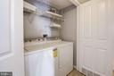 In unit washer/dryer - 2220 FAIRFAX DR #708, ARLINGTON