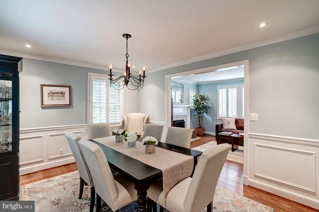 Dining Room - 1710 N WAKEFIELD ST, ARLINGTON