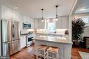 Kitchen - 1710 N WAKEFIELD ST, ARLINGTON