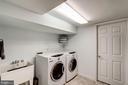 Laundry Room - 1710 N WAKEFIELD ST, ARLINGTON