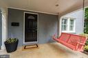 Front Porch - 1710 N WAKEFIELD ST, ARLINGTON