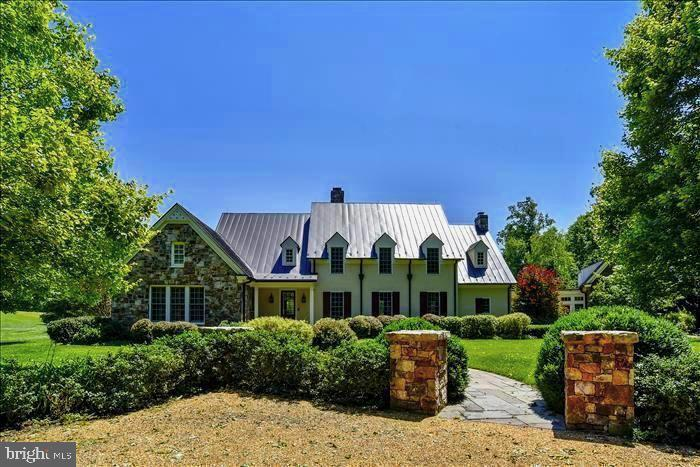 6736  OLINGER ROAD, Marshall in FAUQUIER County, VA 20115 Home for Sale