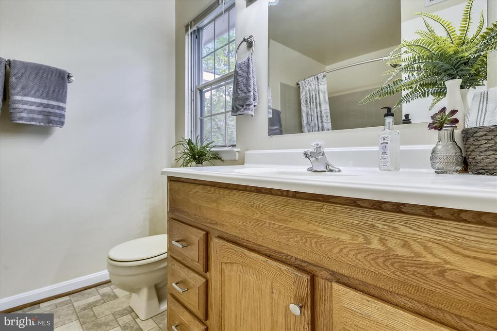 Bathroom with Natural Light - 5388-D BEDFORD TER, ALEXANDRIA