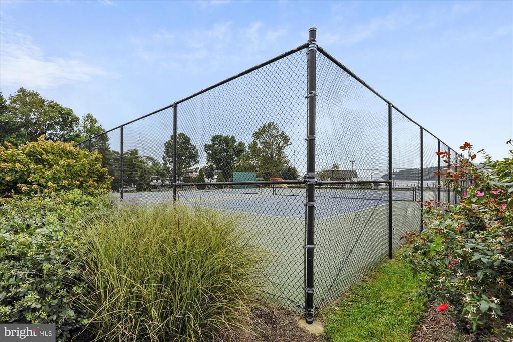 Tennis Courts - 5388-D BEDFORD TER, ALEXANDRIA