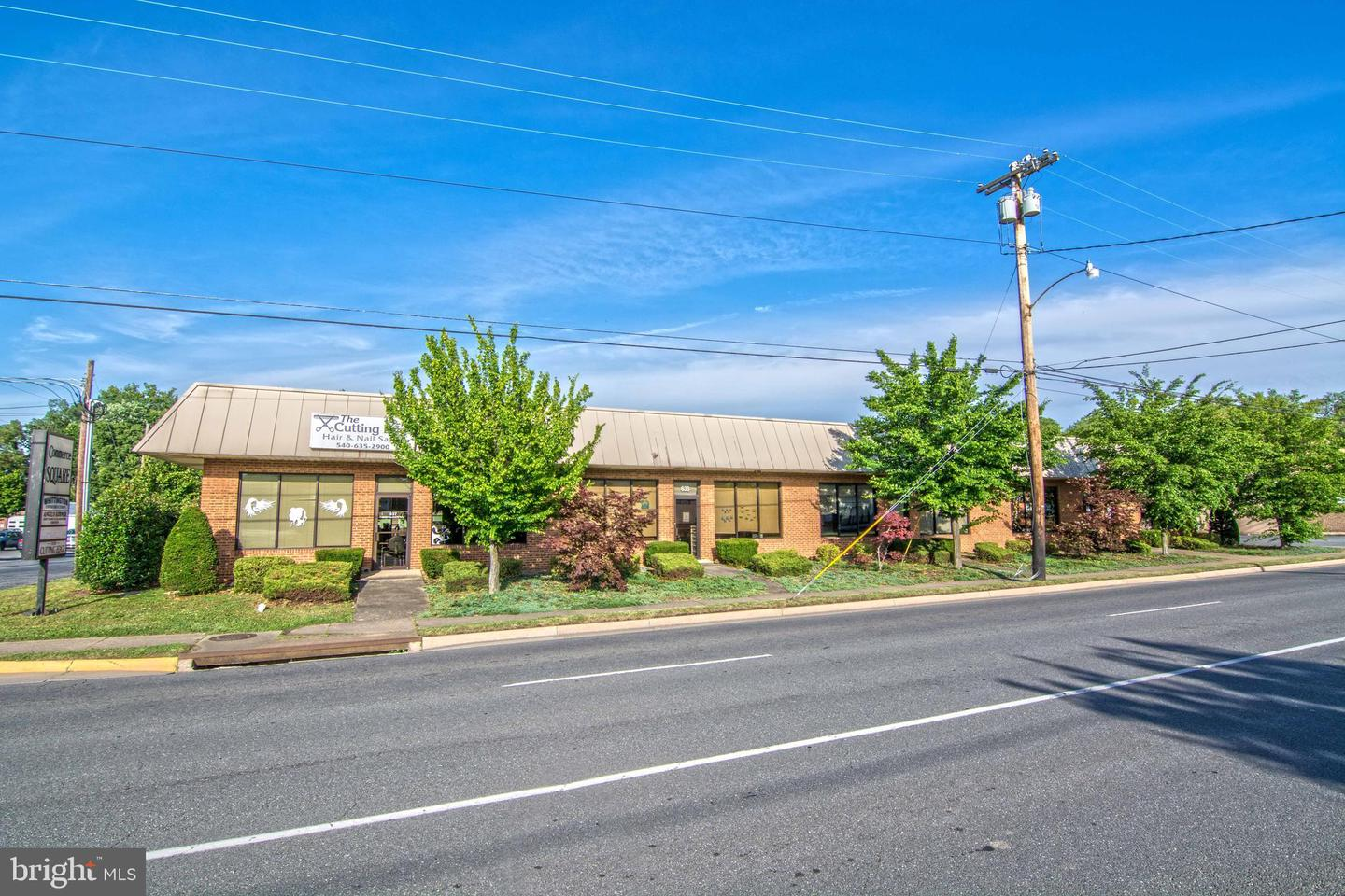 Commercial for Sale at 629-633 N Commerce Front Royal, Virginia 22630 United States