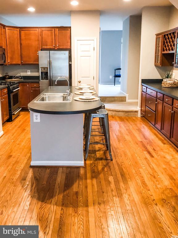 Large Kitchen with Pantry & SS Appliances - 43113 HUNTERS GREEN SQ, BROADLANDS