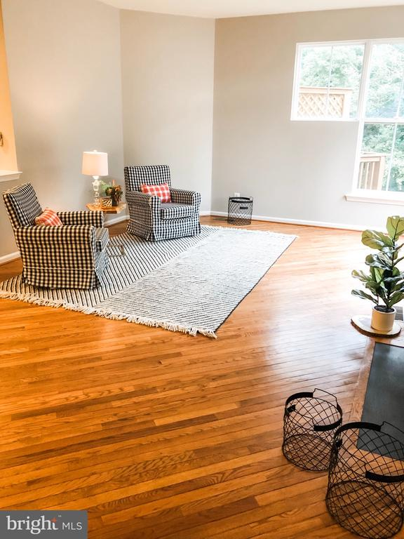 Family Room with Lots  of Windows - 43113 HUNTERS GREEN SQ, BROADLANDS