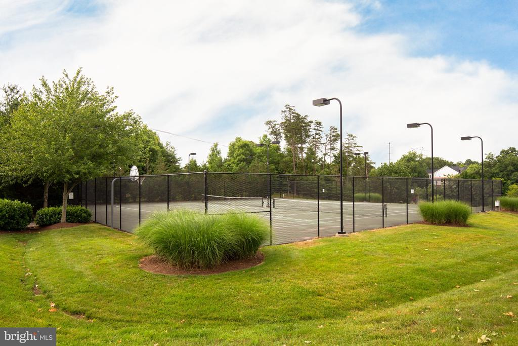 Tennis Courts - 18309 MILL RIDGE TER, LEESBURG