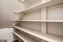 Large Pantry in kitchen - 2817-D S WOODROW ST #124-8, ARLINGTON
