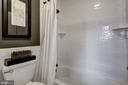 Beautifully updated bathroom - 2817-D S WOODROW ST #124-8, ARLINGTON