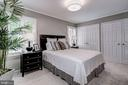 Upstairs bedroom - 2817-D S WOODROW ST #124-8, ARLINGTON