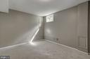 Basement den could be used as extra bedroom - 2817-D S WOODROW ST #124-8, ARLINGTON