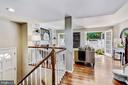 Light filled main level - 2817-D S WOODROW ST #124-8, ARLINGTON