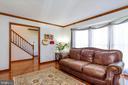 Living Room! - 601 MONTROSE DR, FREDERICKSBURG