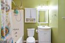 Basement Full Bath - 601 MONTROSE DR, FREDERICKSBURG
