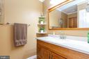 Upgraded main floor bathroom! - 601 MONTROSE DR, FREDERICKSBURG
