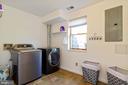 Huge Laundry room! - 601 MONTROSE DR, FREDERICKSBURG