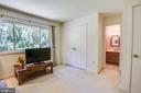 Private en-suite bathroom - 348 OAK TREE LN, STERLING