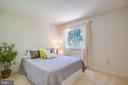 Bedroom #1 - 348 OAK TREE LN, STERLING