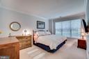 Master bedroom - 5916 BARBADOS PL #56, ROCKVILLE