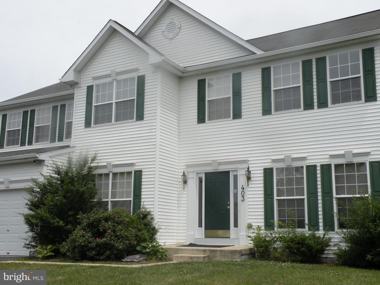 Single Family for Sale at 403 Robbins Farm Rd Cambridge, Maryland 21613 United States