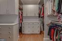 Master Closet - 3305 N ALBEMARLE ST, ARLINGTON