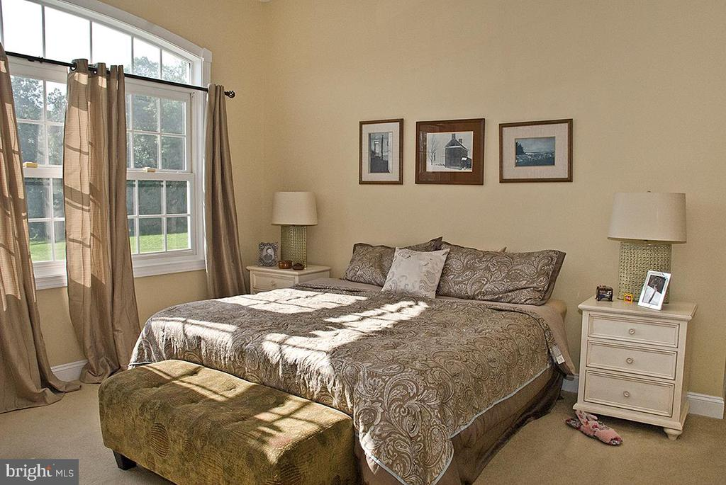 Guest apartment with full kitchen &~Bed Room - 20280 GILESWOOD FARM LN, PURCELLVILLE