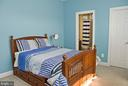 Bedroom with en suite Bath - 20280 GILESWOOD FARM LN, PURCELLVILLE