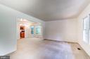 Formal Living Room - 2235 AQUIA DR, STAFFORD
