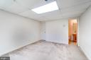 Basement 4th Bedroom with En Suite Full Bath - 2235 AQUIA DR, STAFFORD