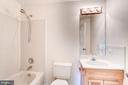 Basement Full Bath - 2235 AQUIA DR, STAFFORD