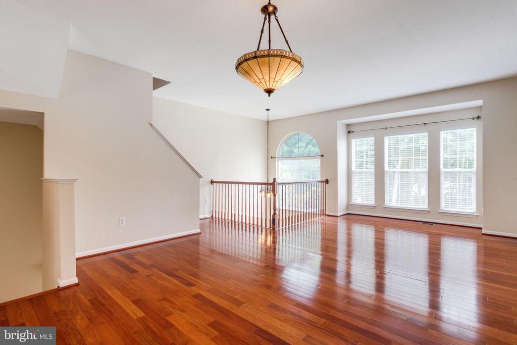 Living Room - 5185 BALLYCASTLE CIR, ALEXANDRIA