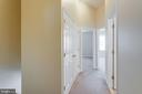 Upstair Hallway - 5185 BALLYCASTLE CIR, ALEXANDRIA