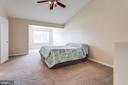 Spacious Master Suite w/ Sitting Room - 5185 BALLYCASTLE CIR, ALEXANDRIA