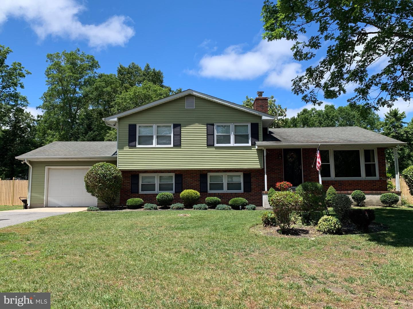 Single Family Homes for Sale at Richland, New Jersey 08350 United States