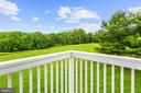 Private Master Balcony Overlooking Golf Course - 3627 BROADLEAF CT, GLENWOOD