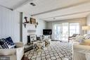 Beautiful great room effect. - 993 MAGOTHY AVE, ARNOLD