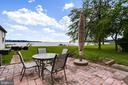 Enjoy the large patio with gorgeous views - 993 MAGOTHY AVE, ARNOLD