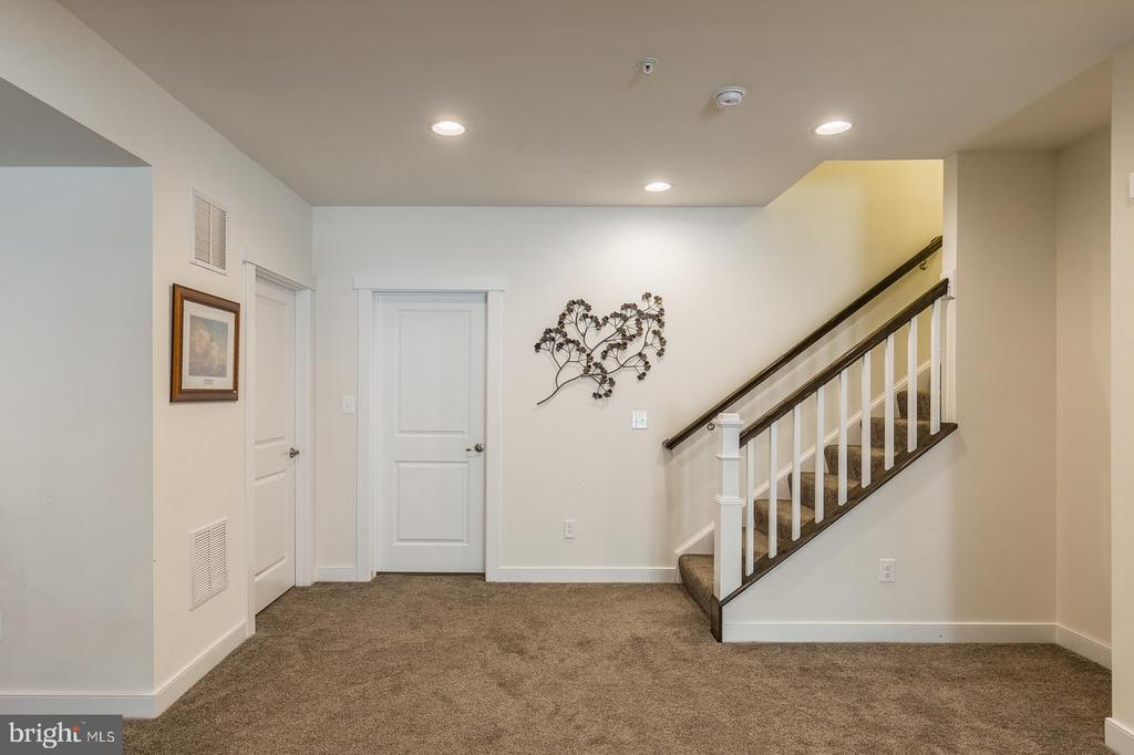 Let's head to the basement - 17152 GULLWING DR, DUMFRIES