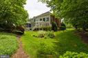 Lush Backyard - 10810 TRADEWIND DR, OAKTON