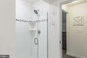 With dedicated shower - 17152 GULLWING DR, DUMFRIES