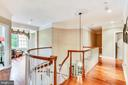 Upper Hallway - 18192 SHINNIECOCK HILLS PL, LEESBURG