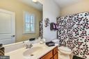 Private Bath - 18192 SHINNIECOCK HILLS PL, LEESBURG