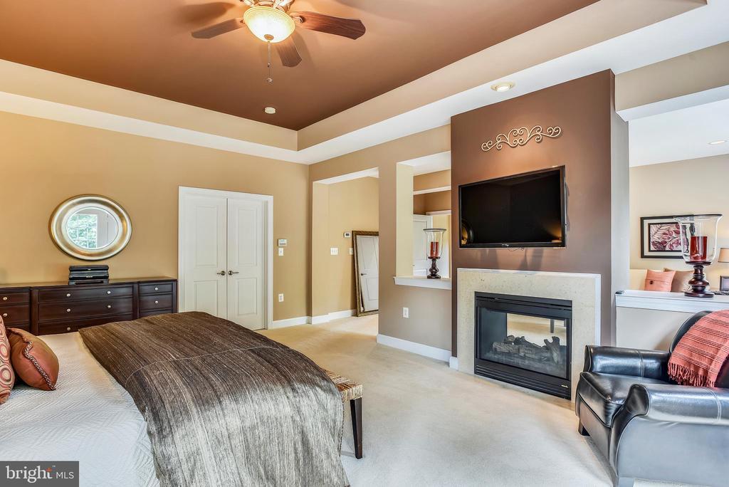 Master Bedroom Suite - 18192 SHINNIECOCK HILLS PL, LEESBURG